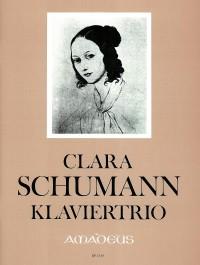 Schumann, C: Trio G minor op. 17