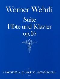Wehrli, W: Suite op. 16