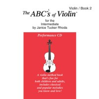 Rhoda: The ABCs of Violin Vol.2: For the intermediate Player