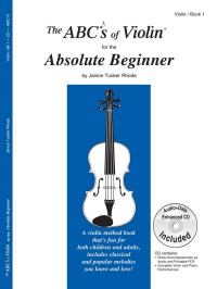 Rhoda: The ABCs of Violin for the Absolute Beginner