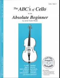 Rhoda: The ABCs Of Cello for The Absolute Beginner