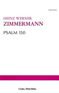 Heinz Werner Zimmermann: Psalm 150