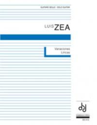 Zea, L: Variaciones Líricas