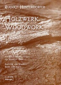 Hinterdorfer, R: Holzwerk