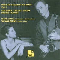 Music for Saxophone from Berlin Vol. 2