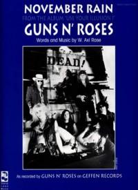 Guns N'Roses: November Rain
