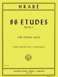 Hrabe, J: 86 Studies I Solo Kb