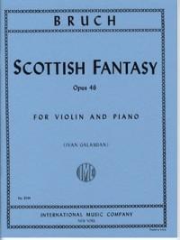 Bruch, M: Scottish Fantasy op.46