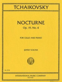 Tchaikovsky, P I: Nocturne op. 19/4