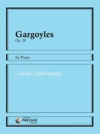 Liebermann: Gargoyles Op.29
