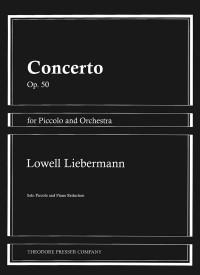 Liebermann: Concerto Op.50