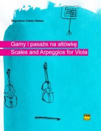 Hubisz-Sielska, B: Scales and Arpeggios
