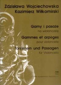 Wojciechowska Z: Tonleitern Und Passagen