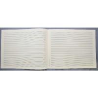 Music manuscript paper 20 staves