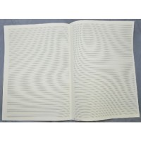 Star: Large format paper 40 staves