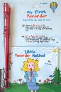 Holtz, M: My First Recorder-Set