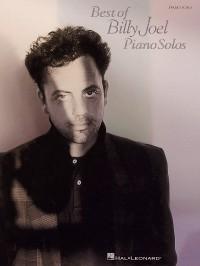 Billy Joel: Best Of Billy Joel Piano Solos