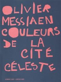 Olivier Messiaen: Couleurs De La Cité Céleste (Score)