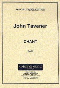 John Tavener: Chant For Cello