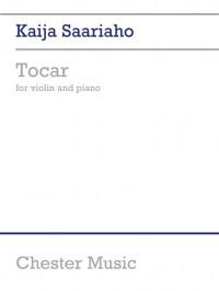 Kaija Saariaho: Tocar For Violin and Piano