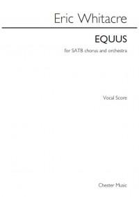 Eric Whitacre: Equus (Full Score)
