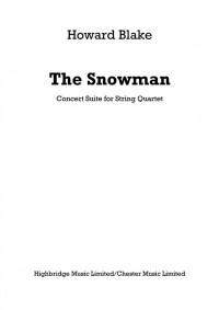 Howard Blake: The Snowman - Concert Suite For String Quartet