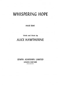 Alice Hawthorne: Whispering Hope