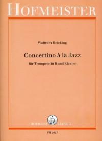 Heicking, W: Concertino, La Jazz