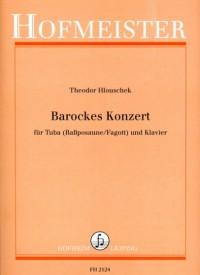 Theodor Hlouschek: Barockes Konzert