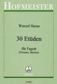 Hause, W: 30 Studies