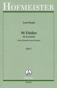 Hrabé, J: 86 Studies Book 2