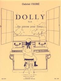 Gabriel Fauré: Dolly Suite Op.56 (Piano)