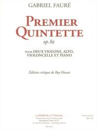 Gabriel Fauré_Howat: Piano Quintet No.1 Op.89