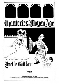 Colette Wyss: Chanteries Du Moyen Age volume 2