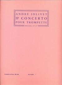 André Jolivet: Trumpet Concerto No.2