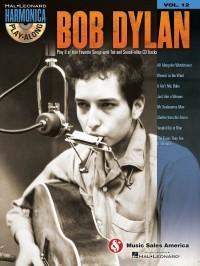 Harmonica Play-Along Volume 12: Bob Dylan (Book/Online Audio)