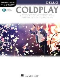 Cello Play-Along: Coldplay (Book/Online Audio)