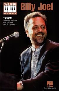 Piano Chord Songbook: Billy Joel