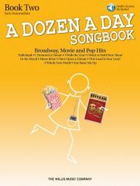 A Dozen A Day Songbook: Book 2 - Early Intermediate