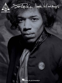 Jimi Hendrix: People, Hell And Angels - Guitar Recorded Versions