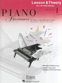 Piano Adventures Lesson and Theory Book