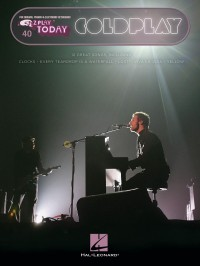 E-Z Play Today Volume 40: Coldplay