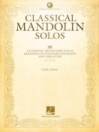 Classical Mandolin Solos (Book/Online Audio)