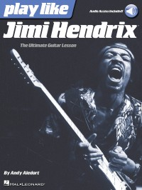 Play Like Jimi Hendrix (Book/Online Audio)