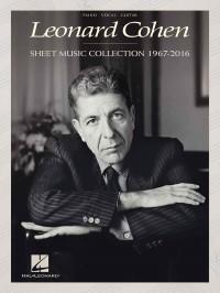 Leonard Cohen: Sheet Music Collection (1967-2016)