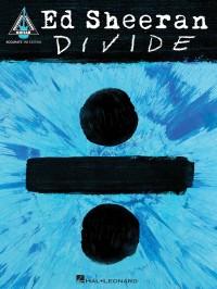 Ed Sheeran: ÷ (Divide) Guitar Tab Book
