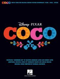 Disney Pixar's Coco for Piano, Vocal, & Guitar