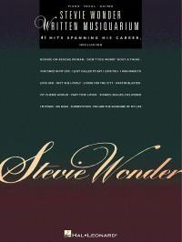 Stevie Wonder: Written Musiquarium