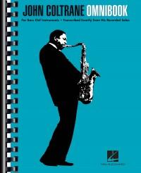 John Coltrane: Omnibook (Bass Clef Instruments)