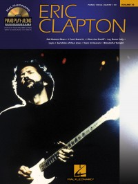 Piano Play-Along Volume 78:  Eric Clapton